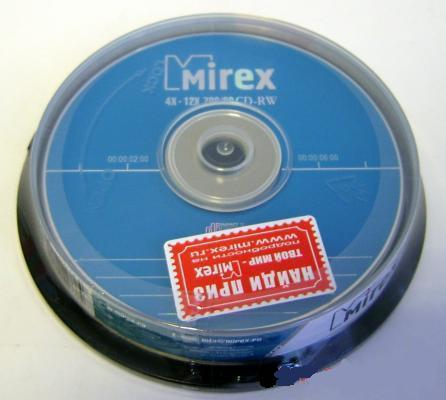 Диск TDK CD-R80 700MB (25)